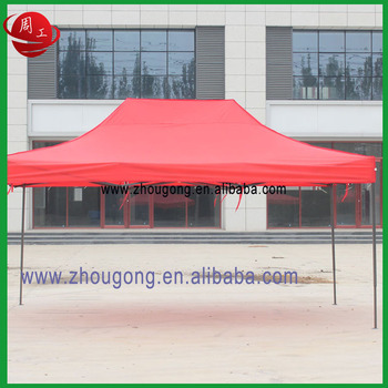 Popular Design Make To Order Galvanized Steel Tent Poles China