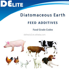 2015 Hot selling Non Toxic Diatomaceous Earth For Animal Feed Additive