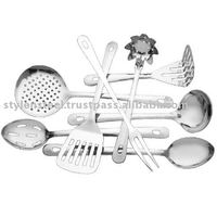 Stainless Steel G.S. Kitchen Tools Set / Cheap Cooking Tools