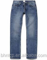BHNJ820 Mens and Womens Cheap Jeans stocklot available for sale readymade garments