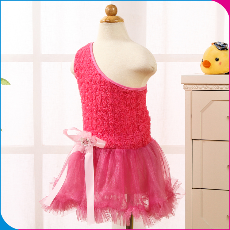 Hot Selling baby girl birthday dresses girls party dresses 2 year old