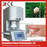 Real time temperature monitoring good function dental sintering zirconia furnace