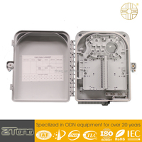 china new products 12-24core FTTH outdoor fiber optic termination box