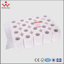 Nature White Raw Material Of Toilet Paper Roll