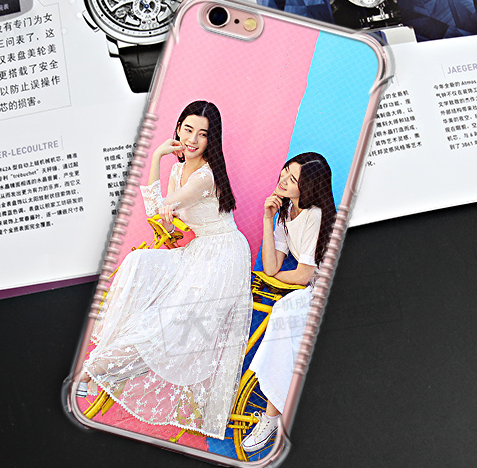 Mobile Phone Skin Printing Machine