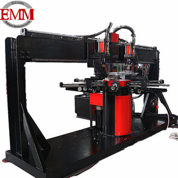 EMM EFP40 circular flange hole punching machine