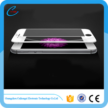 5D Covered Full Cover Tempered Glass Mobile Phone Screen Protector For IPhone 7
