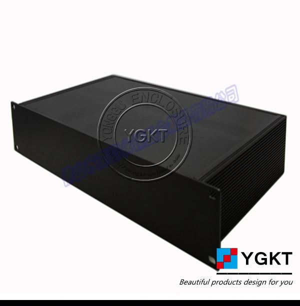 YGKT 2U Compact Dual Mini-ITX Rackmount Chassis