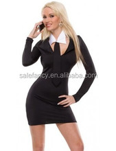 uniforms Sexy Secretary Fancy Dress Halloween Costume AWC-2477