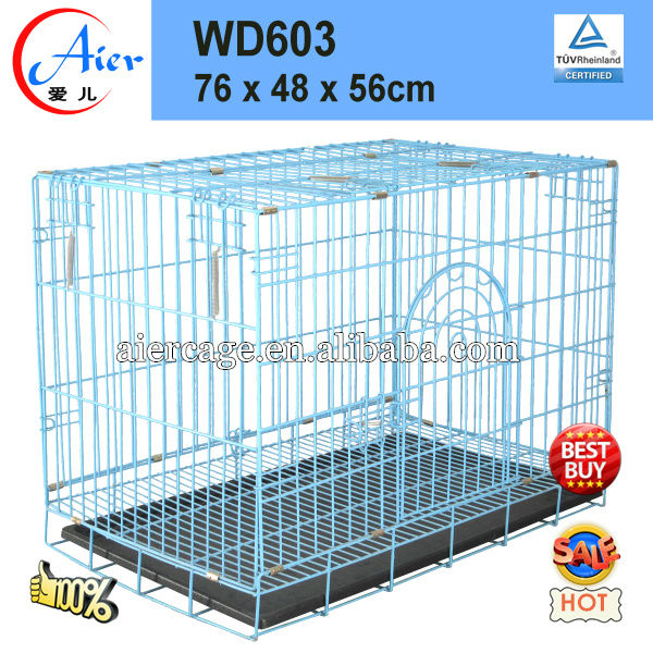 wire dog cage/metal dog house/dog crate