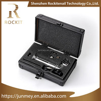 china smoking herbal vape pen Rock 3 in 1 portable erig wax attachment parts of vaporizer without battery
