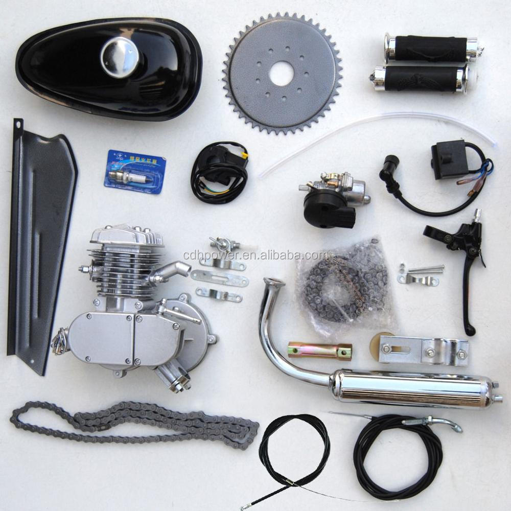 4L Fuel Tank, Bicycle Engine Kit