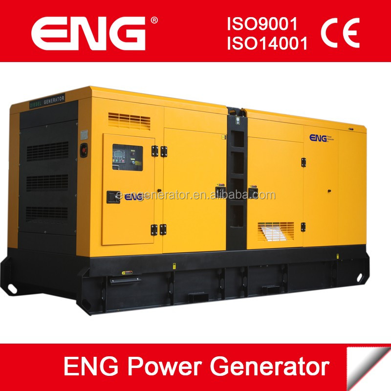 600kva 480KW Diesel generator with engine 2806C-E18TAG1A