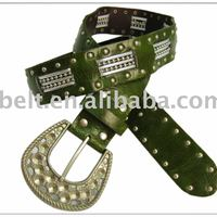 Lady S Metal Belt