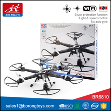 hot sale 6 axis gyro quadcopter 5.8G fpv remote control helicopter with camera screen BR6810