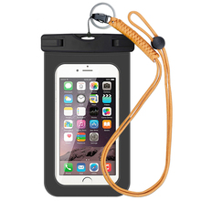 Hot Sale in AMAZON Waterproof Bag Phone for iphone 7 Unlocked