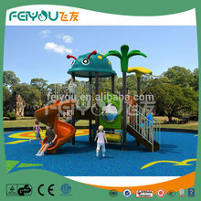 Made In China Alibaba Outdoor Big Plastic Slides
