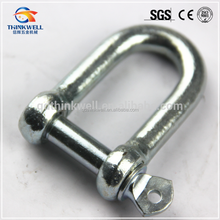 Chinese Manufacture European Type Large Dee Shackle/ Chain Shackle