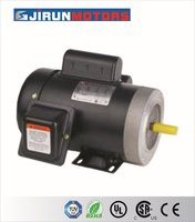 NEMA56 Rolled steel 1HP single phase Motor