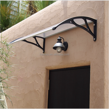 polycarbonate solar panel plastic door canopy awning