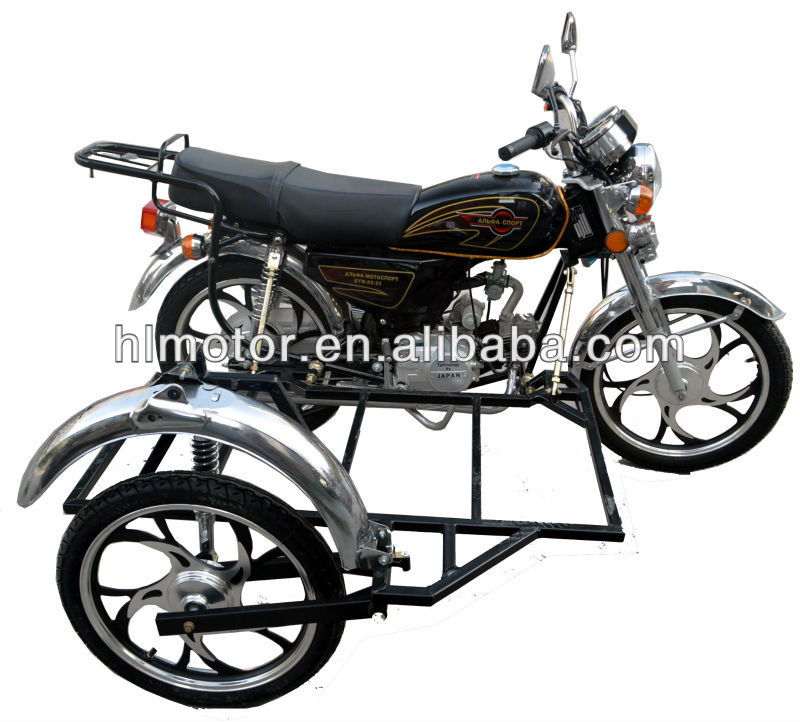 SIDE CAR motor taxi moto-taxis ice shop fruit shop motorcycle VIRAGO Motorcycle sidecar