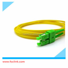 1m SC-SC Duplex 9/125um single mode fiber optic Patch Cord, UPC polish