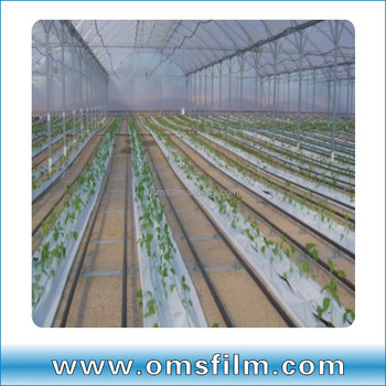 UV treated waterproof reflective smart panda film for hydroponics system