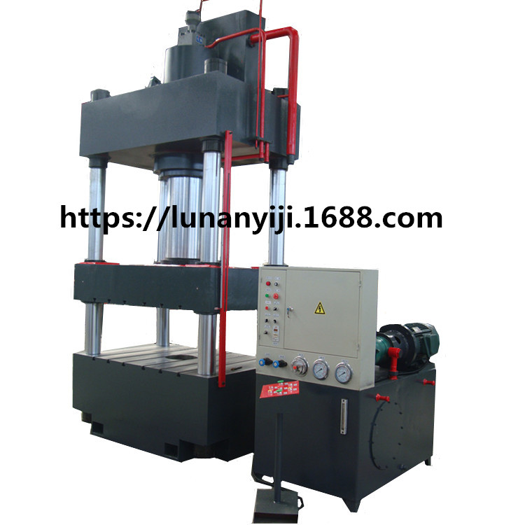 Hot plate top auto parts electric power laboratory deep drawing hydraulic press