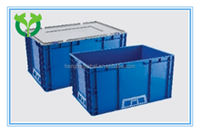 600X400X230 oil-resistant plastic moving box