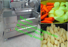 carrot potato washing machine/fruit washing machine