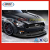 automobile spare parts 2015 Mustang front bumper diffuser FOR Ford carbon fiber