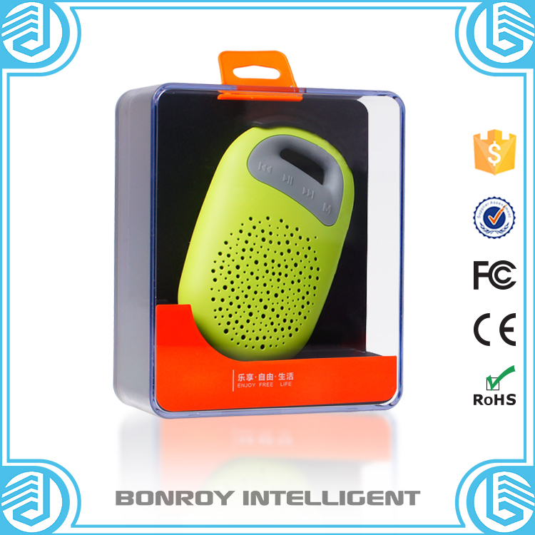 2015 New model wireless Mini Bluetooth Speaker one key for networking for Smart phone