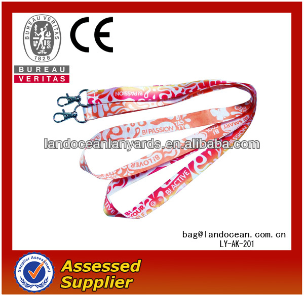 plastic lanyard patterns