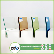 Factory direct sales 12.38mm Strengthen laminated glass