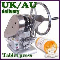 Small pharmaceutical factory mini pill press tablet manufacturing machines TDP-1.5,tablet making machine,pill maker