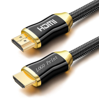 High Speed Premium New Design 18Gbps HDMI to HDMI Cable for PC, 3D TV, Xbox 360, PS3, PS4, TV
