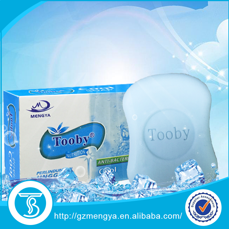 TOOBY Brand best skin care pears transparent soap fa soap