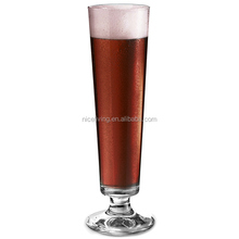 Tall Elegant Pilsner Style Beer Glasses 13oz / 370ml