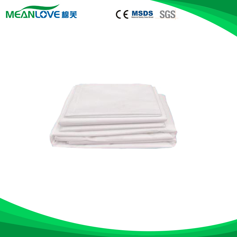 Non-woven Hotel Supplies medical paper bed sheet