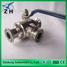high quality sanitary valve ball long stem ball valve long stem ball valve for sale