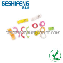 2.7mm finch foot band,3mm plastic clip bird rings(number from1-100)