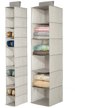 Home Storage Shoe 24 Pockets Sweaters Shoes Hanging Closet Organizer