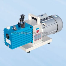 High speed 2XZ two stage Laboratory Rotary vane vacuum pump with manufacturer price 10% off
