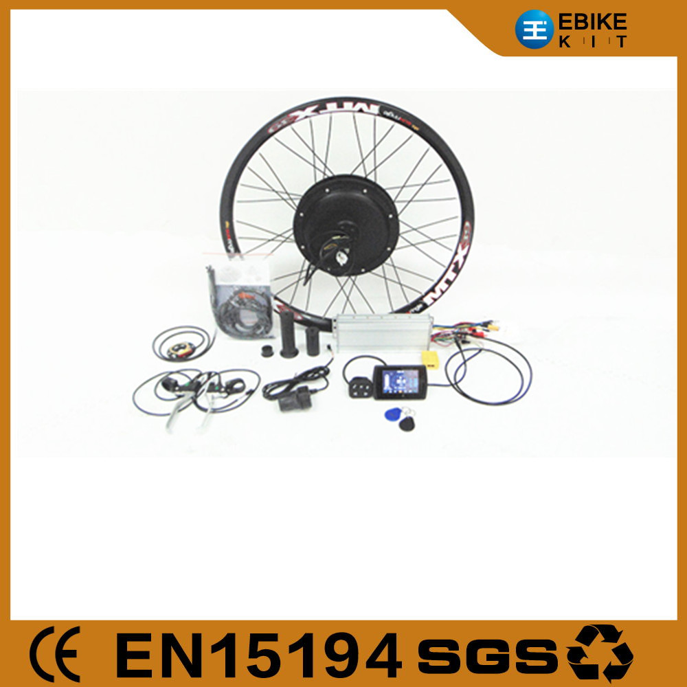 2016 new display technology! Cheap three wheel conversion kit electric bicycle conversion kit