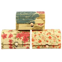 ancheng bamboo and wood factory jewelry bamboo gift box