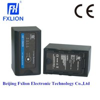 rechargeable li-ion DV battery for AJ-PX298