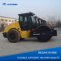 120hp Engine 14 Ton Used Road Roller For Sale