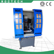 CNC Metal Engraving Machine for jewelry stamping dies RC0404M