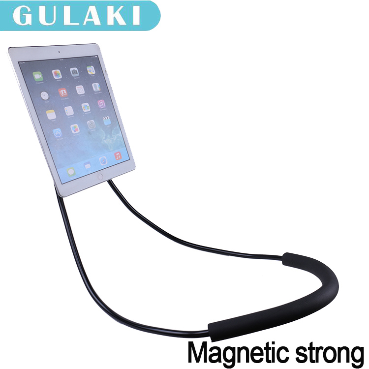 News!Gooseneck mobile tube holder lazy phone holder stand flexible