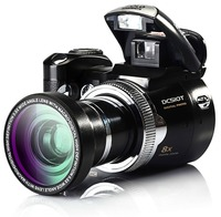"16MP Digital Camera with 2.4"" TFT LCD Screen DSLR Camera with 720P HD Video Wide Angle Lens"